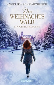 Der Weihnachtswald von Angelika Schwarzhuber